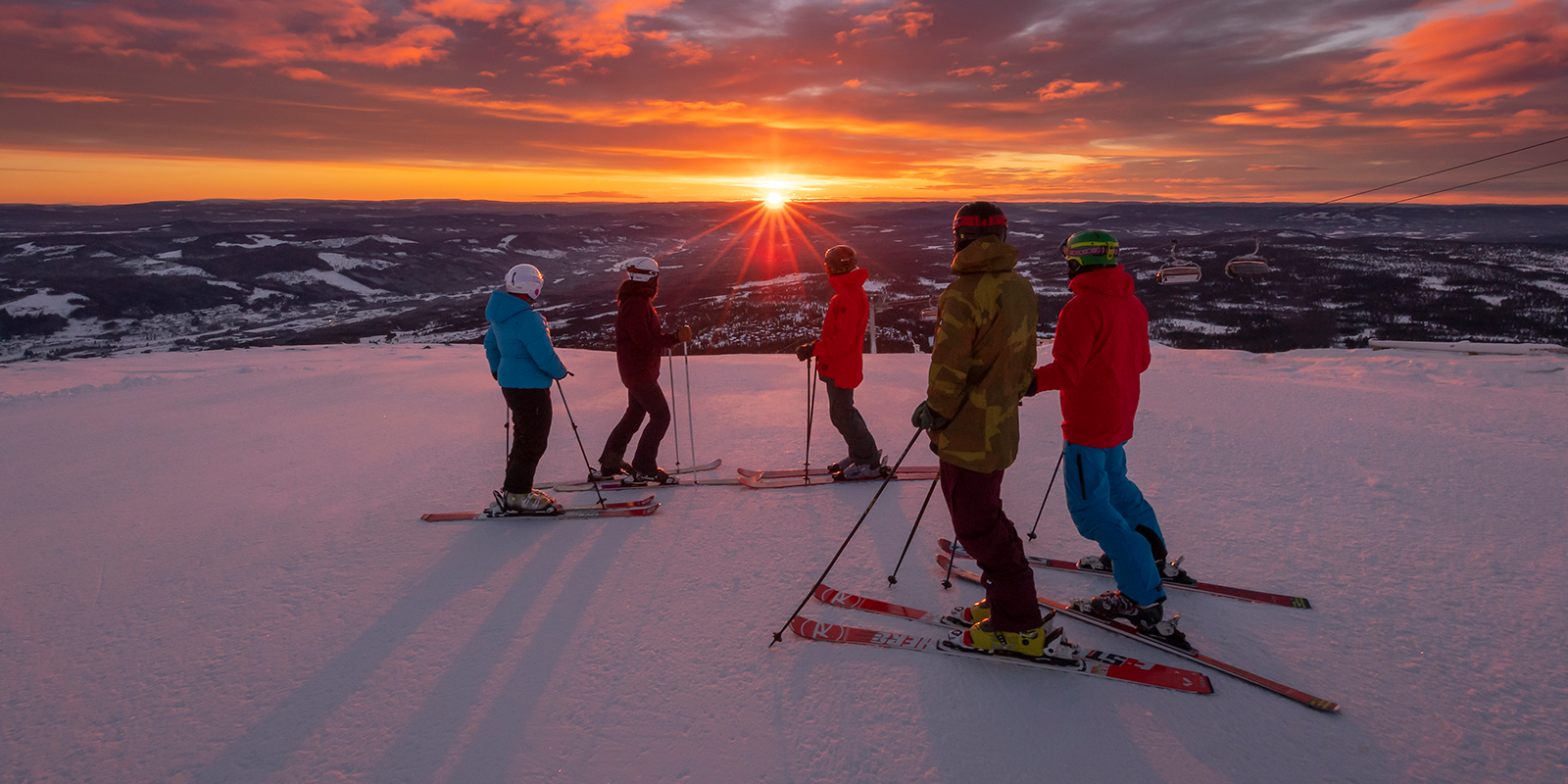 Example: Trip to Trysil